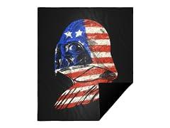 Galactic Patriot Camp Blanket