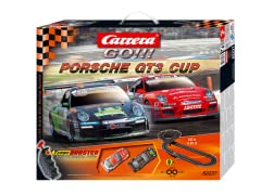 Carrera Go! Porsche GT3 Cup Slot Car Set