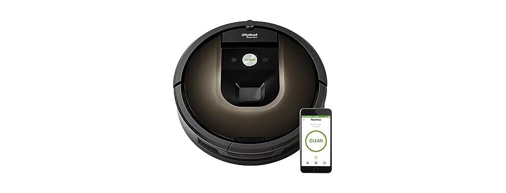 iRobot Roomba 980 Wi-Fi Robot Vac