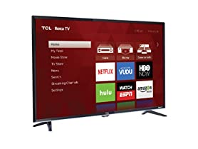 "TCL 40FS3800 1080p 40"" TCL Smart Roku TV"