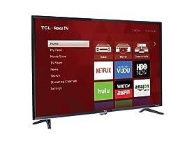 "TCL 40FS3800 1080p 40"" TCL Smart Roku TV"