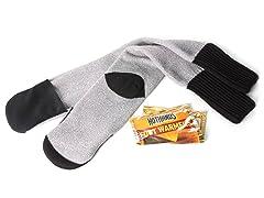 Yates Warmest Acrylic Blend Socks