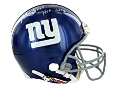 Michael Strahan Signed Giants Authentic