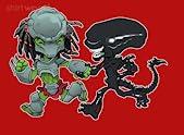 Alien BFFs