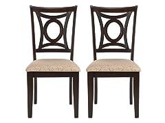 Sophia Side Chair Set of 2