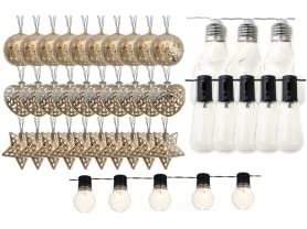 Touch of ECO Solar String Lights