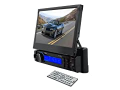 "7"" Motorized Touchscreen Monitor & Receiver"