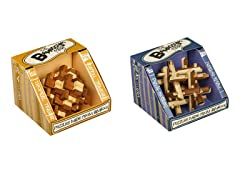 Bamboozlers Tricky Puzzles 2 Pack