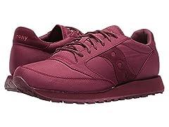 Saucony Men's Jazz Original Burgundy Shoes