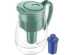 Brita Pitcher Monterey, 10 Cup, Green