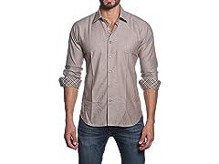 Jared Lang Dress Shirt, Tan