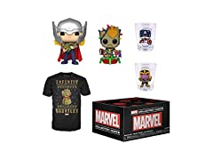 Funko Marvel November 2019 Sub Box