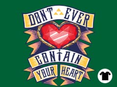 Don't Ever Contain Your Heart
