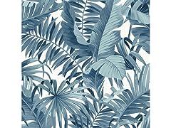 Blue Maui Peel & Stick Wallpaper