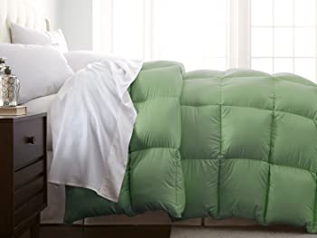 Milano Collection Down Twin Comforter