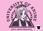 University of Anime