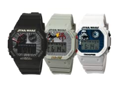 Star Wars Digital Watch  3-Colors