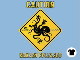 CAUTION: KRAKEN RELEASED