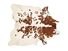 "Safavieh Natural Cowhide 4'6""x6'6"" (5 Colors)"
