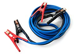 4-Gauge 20-Foot Heavy-Duty Jumper Cable