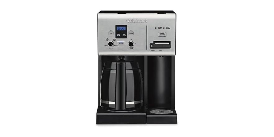 Cuisinart Coffee Maker Customer Service : Cuisinart Coffee Plus 12-Cup Coffeemaker - Home & Kitchen