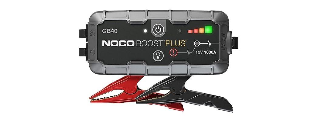 NOCO GB40 Boost Plus Jump Starter