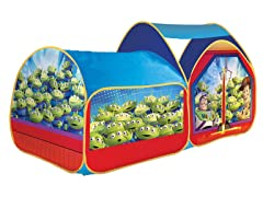 Toy Story 2 in 1 Bed Topper & Tent