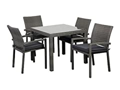 5-Piece Liberty Square Dining Set