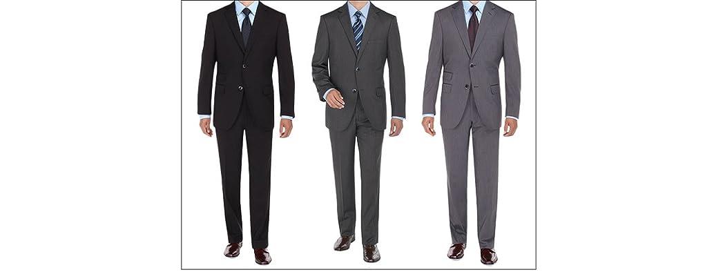 Bianco B Men's Suits