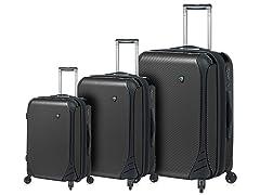 3 Piece Hardside Luggage Set