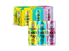 Health-Ade 12-Pack Variety Booch Pop, Your Choice
