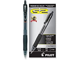 Pilot G2 Retractable Premium Gel Ink Pen