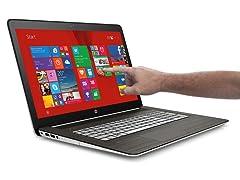 "HP ENVY 17"" Full-HD Core i7 Touch Laptop"
