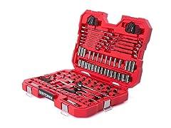 Craftsman 121-Piece Mechanics Tool Set