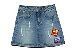 Girls Denim Skirt (4-7)