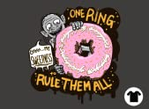 Lord of the Donut Rings