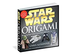 Star Wars Origami: 36 Projects + Paper