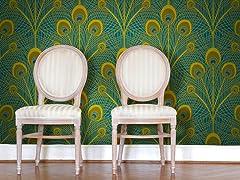 Sarah LaVoie Peacock Tiles