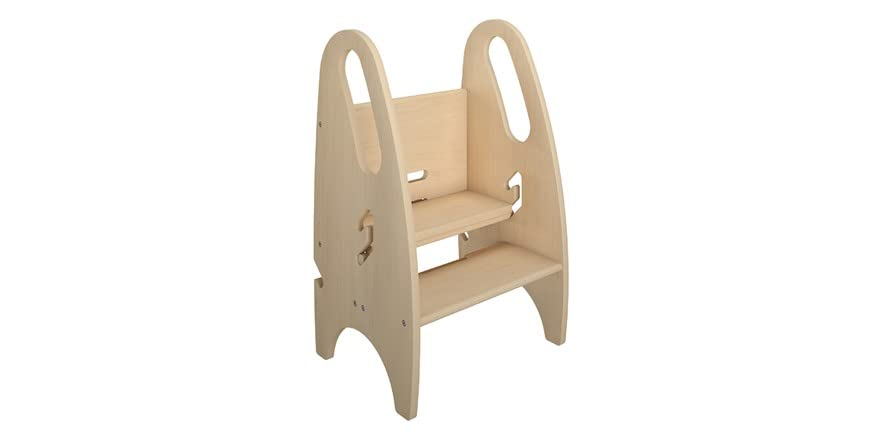 Little Partners 3 In 1 Growing Step Stool 4 Colors