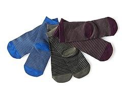 3pk Socks - Argyle