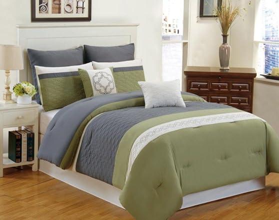 Hallmart Collectibles 8pc Comforter Sets