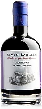 Seven Barrels Balsamic Traditionale Vinegar Bottle