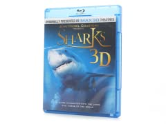 IMAX: Sharks 3D Blu-ray Movie