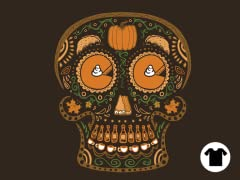 Pumpkin Day of the Dead