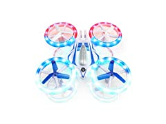Force1 UFO 4000 LED Mini Drone for Kids