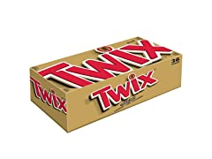 Twix Cookie Bars, 36ct