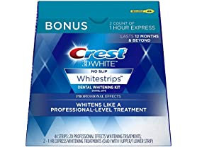 Crest 3D Whitestrips, 44 Count