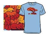 Fall...ing Cats Bonsai