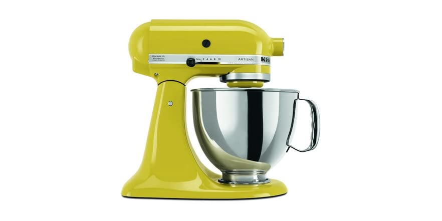 Kitchenaid Artisan 5 Quart Stand Mixer 2 Colors