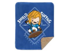 Shield Surfing Sherpa Blanket